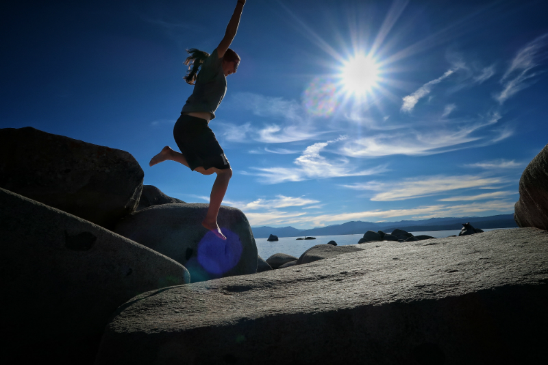 rock-jump-lake-tahoe